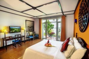 Phòng Grand Deluxe Nhìn ra Sông - Bao gồm Quyền lui tới Spa