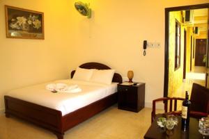 Phòng Deluxe Giường Đôi với Tầm nhìn ra Biển - Gói Đặc biệt cho kỳ nghỉ dài ngày