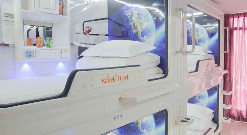Khách sạn Hồng Kông Kaiteki
