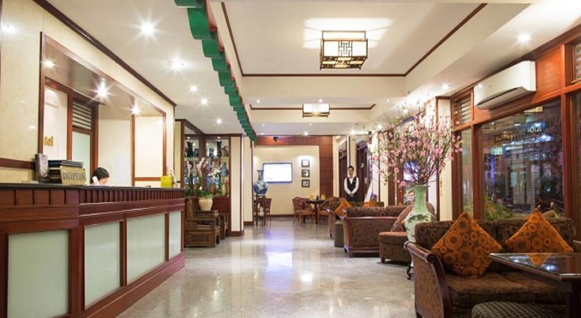 Khách sạn Hồng Ngọc Cochinchine