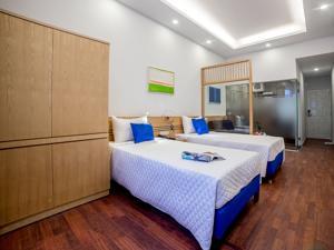 Phòng 2 Giường Đơn kèm Giường Phụ