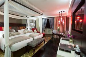 Phòng Grand Deluxe có 2 Giường đơn