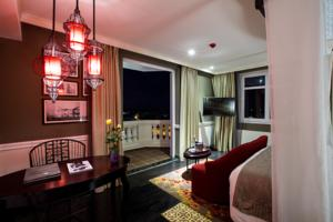 Phòng Royal Deluxe có Giường Cỡ King