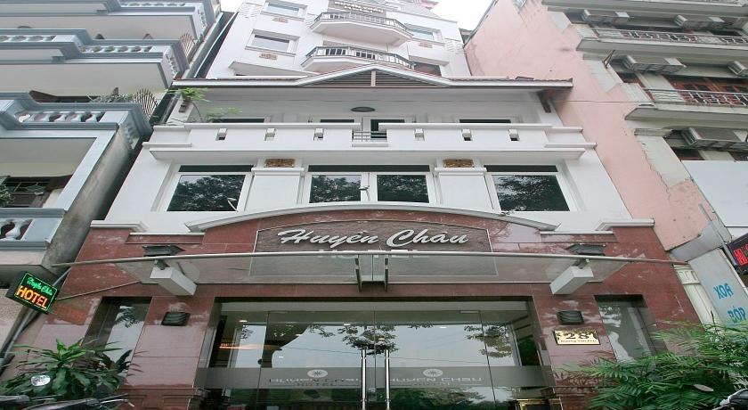 Khách sạn Huyền Châu
