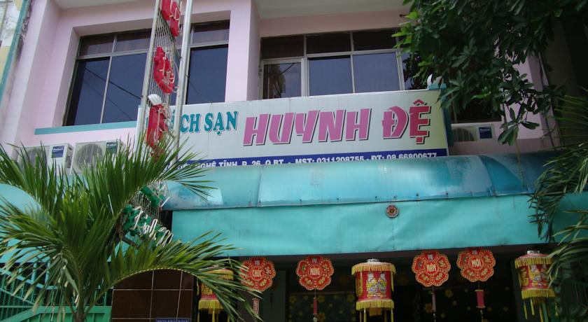 Khách sạn Huynh Đệ