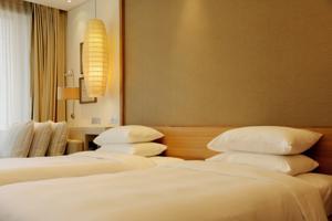 Phòng 2 giường đơn nhìn ra đại dương