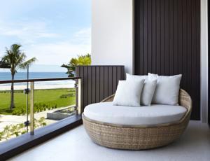 Phòng có Giường cỡ King và Nhìn ra Đại dương