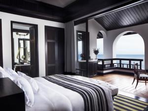 Phòng Resort Giường cỡ King Nhìn ra Đại dương