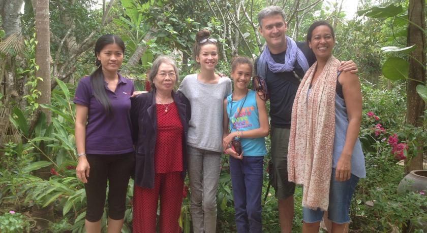 Jardin du mekong homestay for Jardin du mekong homestay