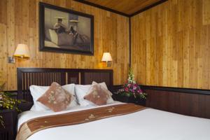 Phòng Deluxe Giường Đôi/2 Giường Đơn có Ban công - 3 Ngày 2 Đêm