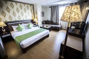 Phòng Executive có Giường cỡ Queen với Giường Sofa