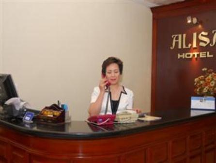 Khách Sạn Alisa