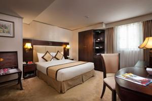 Phòng Deluxe Giường Đôi với Tầm nhìn