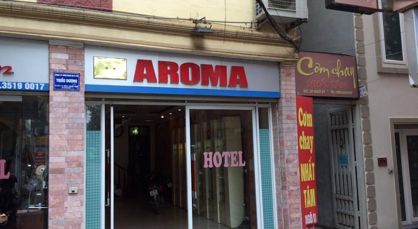 Khách Sạn Aroma