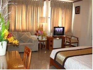 Phòng Executive đôi hoặc phòng đôi 2 giường đơn sang trọng