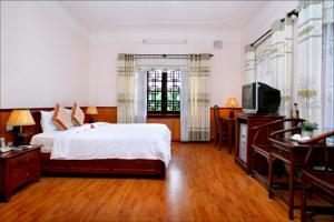 Phòng Deluxe 1 Giường đôi hoặc 2 Giường đơn với Cửa sổ