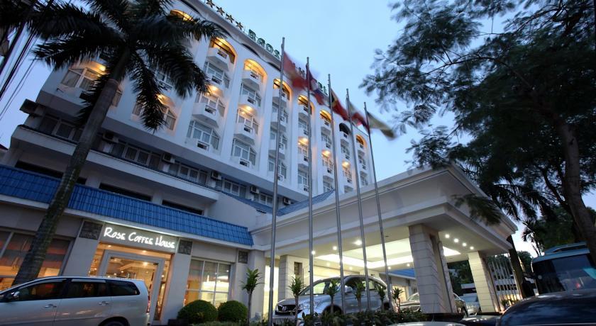 Khách Sạn Bảo Sơn International Hà Nội