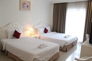Phòng Deluxe 2 Giường Đơn