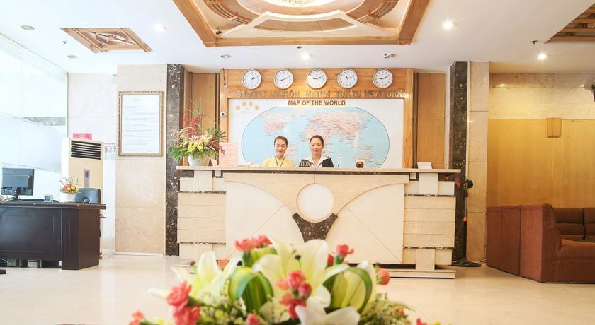 Khách sạn Boss Saigon