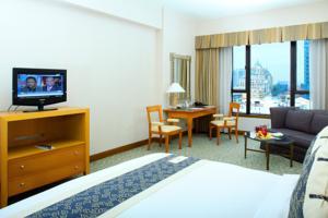 Phòng Deluxe Giường đôi hoặc 2 Giường đơn với Bữa sáng