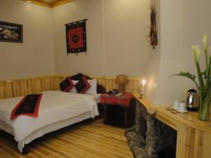 Phòng Deluxe Giường đôi hoặc 2 Giường đơn có Quạt máy