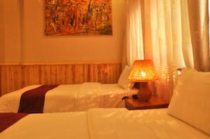 Phòng Superior có Giường đôi hoặc 2 Giường đơn với Quạt máy