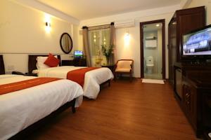 Phòng Junior Đôi hoặc 2 Giường đơn