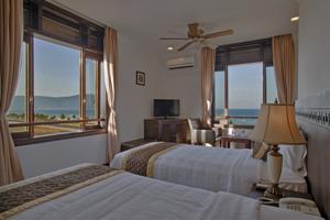 Phòng Deluxe 2 Giường đơn nhìn ra Đại dương