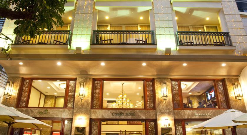 Khách Sạn Conifer Boutique