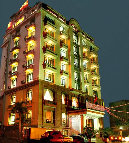 Khách sạn Dạ Hương 2