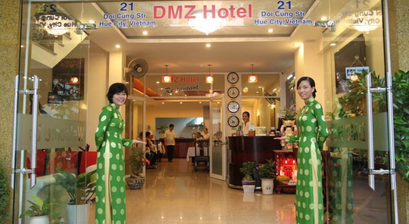 Khách Sạn DMZ