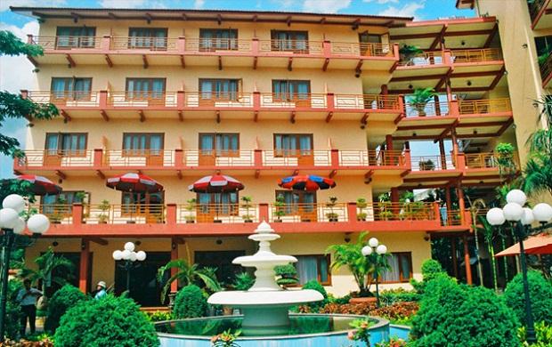 Khách sạn Đông Á 2