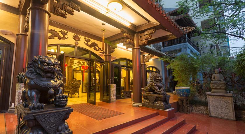 Khách Sạn Dragon