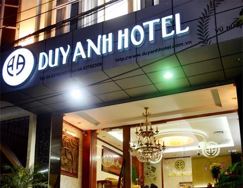 Khách sạn Duy Anh