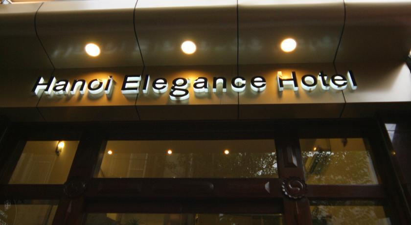 Khách Sạn Elegance Ruby Hà Nội