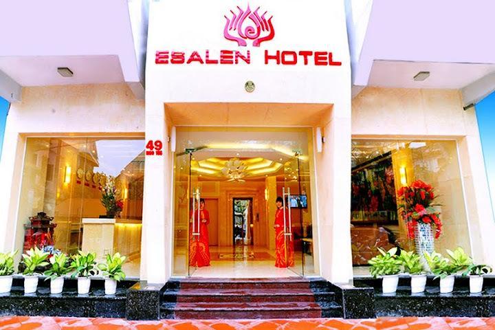 Khách Sạn Esalen