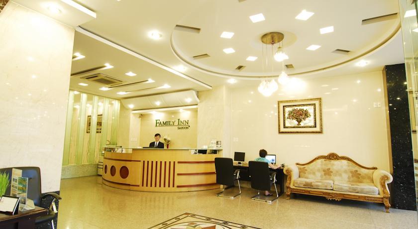 Khách Sạn Family Inn Sài Gòn
