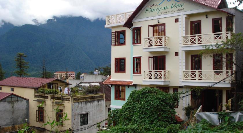Khách Sạn Fansipan Mountain View Sapa