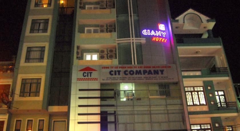 Khách Sạn Giany