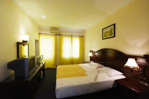 Phòng Superior Giường đôi có Ban công & Nhìn ra Biển