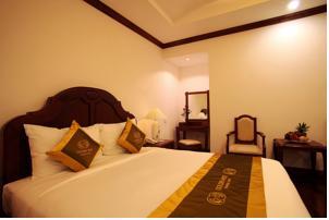 Phòng Premium Đôi hoặc 2 Giường đơn nhìn ra cảnh Thành phố