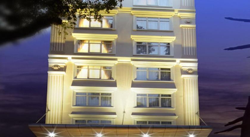 Khách sạn Golden Rose