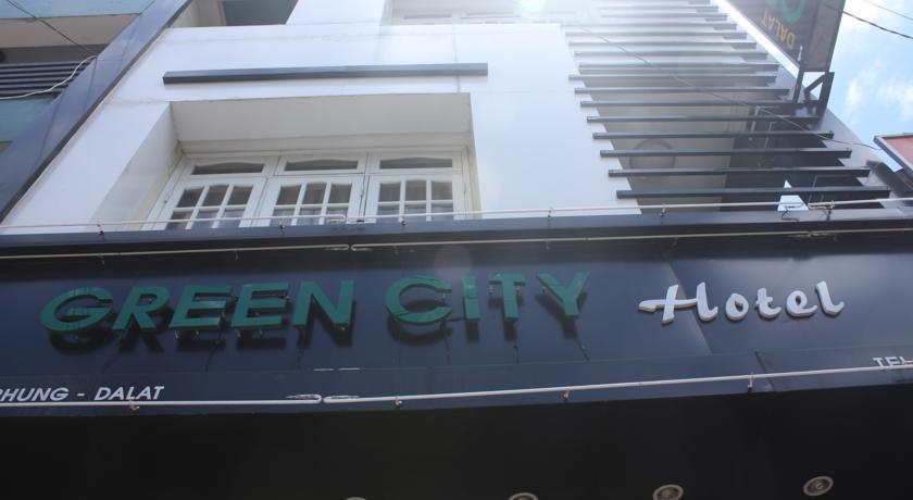 Khách Sạn Green City