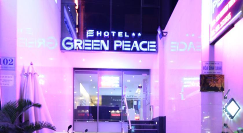 Khách Sạn Green Peace