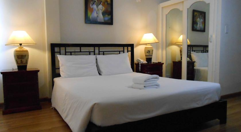 Khách Sạn Green Suites 2