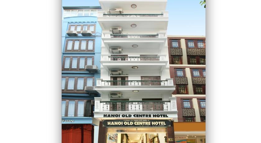 Khách sạn Hà Nội Old Centre
