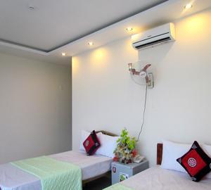 Phòng Superior 2 giường đơn nhìn ra cảnh thành phố