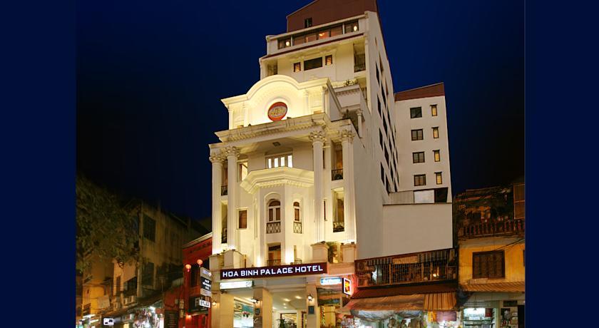 Khách sạn Hòa Bình Palace