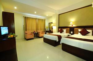 Junior Suite với 2 Giường Đơn