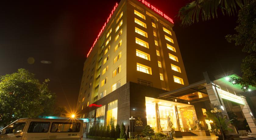Khách Sạn Hoàng Sơn Peace